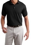 St. Pius Black Polo